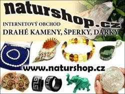 Naturshop.cz - internetový obchod perlové šperky, perly, drahé kameny, dárky